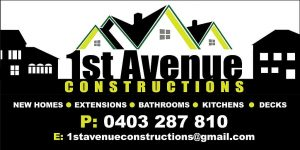 1st Avenue Logo